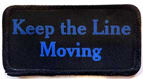 Keep the Line Moving custom quote patch