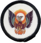 custom scout patrol patch