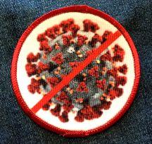 NO! Coronavirus COVID-19 patches