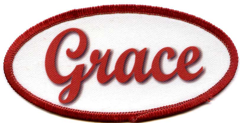 Personalized Name Patches | ColorPatch | No Minimum Order ...